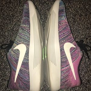 Women's Nike Lunarlon Tennis Shoes - Size 11